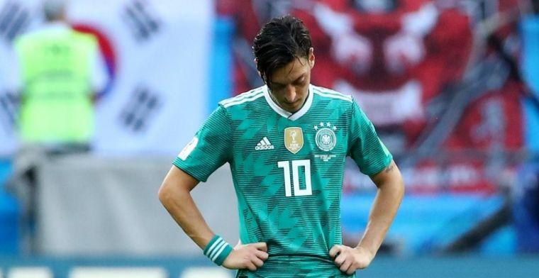 Özil reageert eindelijk op controversiële foto: 'Ik zou de foto hebben genomen'