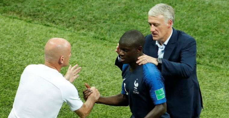 Franse media onthullen: Kanté kreeg vlak voor WK schokkend nieuws, broer overleden