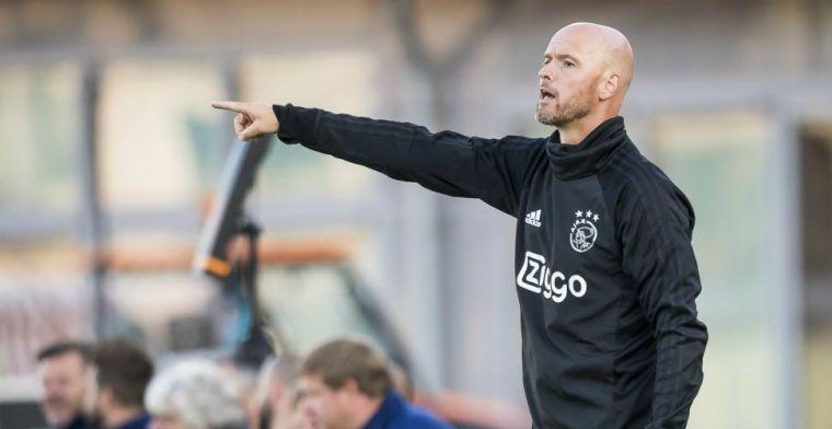 'De resultaten van Ajax... Kort gezegd: dat boeit natuurlijk helemaal niks'