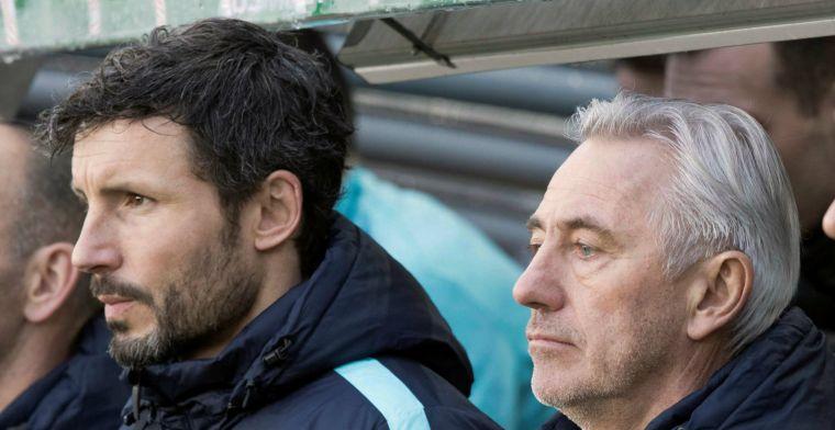 Schreuder: 'PSV speelde met Van Bommel in de 'overdrive'. Kostte ze de titel'