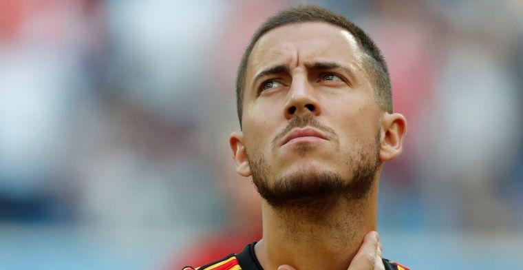 El Chelsea da portazo a la oferta del Real Madrid por Hazard