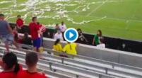 Imagen: VÍDEO | Higuita responde a las críticas de un aficionado con un puñetazo