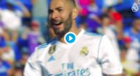 Imagen: VÍDEO | El Real Madrid felicita los 10 años de blanco de Benzema