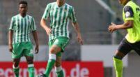 Imagen: El Mönchengladbach inflige al Betis su primera derrota del verano
