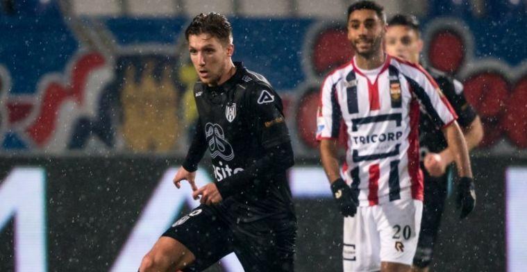 Eindhovens Dagblad: VVV vindt opvolger Leemans op training Jong PSV