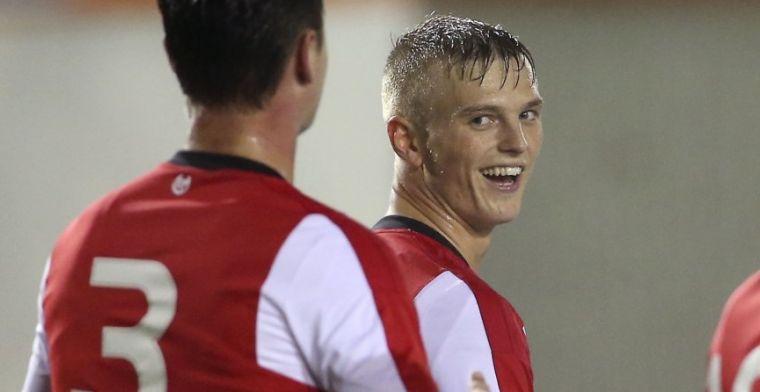 'PSV hoopt op duidelijkheid van aanvaller en wil meer dan één miljoen euro'