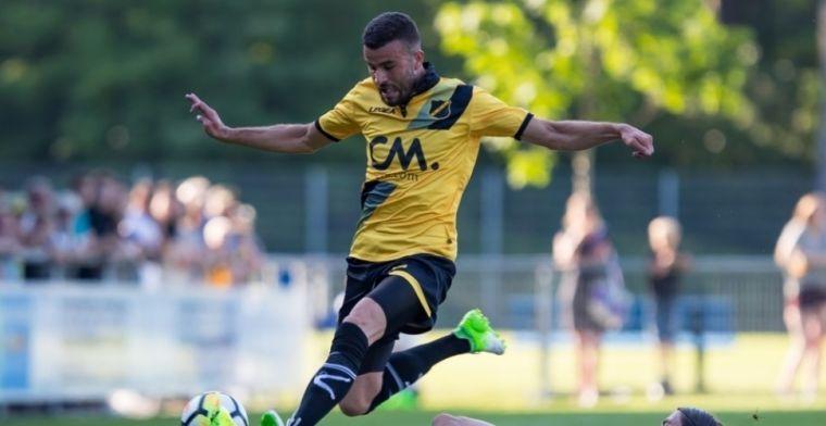 NAC Breda kondigt vertrek van Vloet aan voor 'goede transfersom'