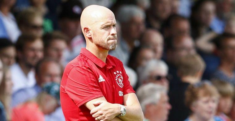 'Ten Hag wikt en weegt: Ajax-duo op tijd fit, Tadic en Blind op de bank'