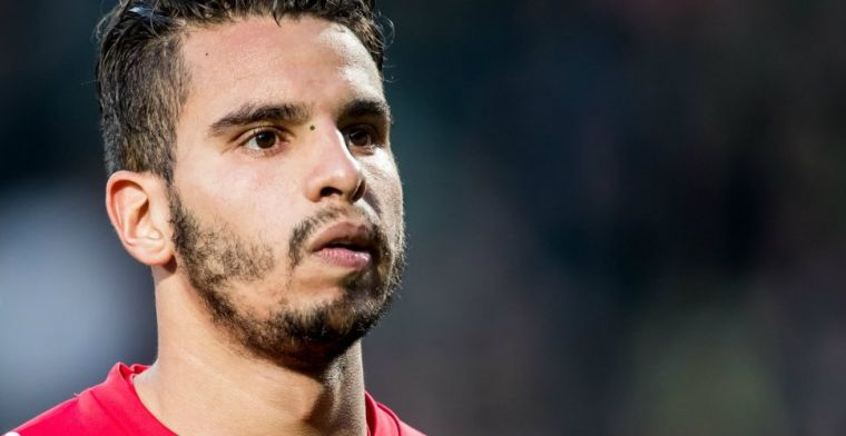 Transfervrije Maher heeft nog geen club en meldt zich bij eredivisionist