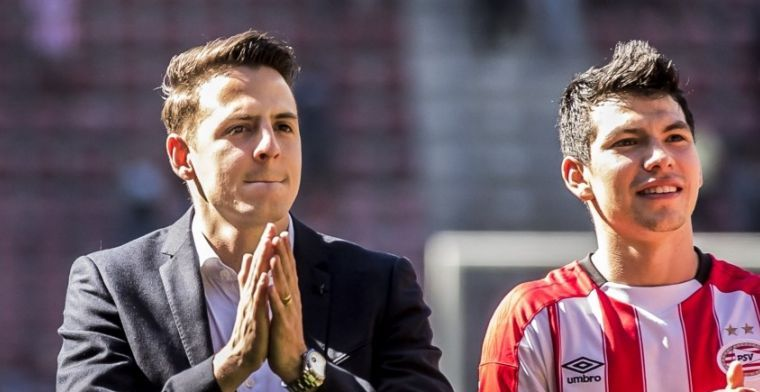 'Volgende stap in Arias-deal; Napoli meldt zich eindelijk in Eindhoven'