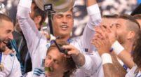 Imagen: OFICIAL l Cambios en los capitanes del Real Madrid
