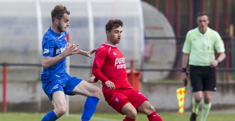 'Promovendus FC Emmen gaat zich versterken met middenvelder van Twente'