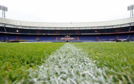 Afbeelding: Feyenoord last extra besloten oefenwedstrijd in: reserves winnen van Engelsen