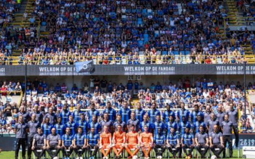 Afbeelding: OFFICIEEL: Club Brugge moet afscheid nemen van aanvaller