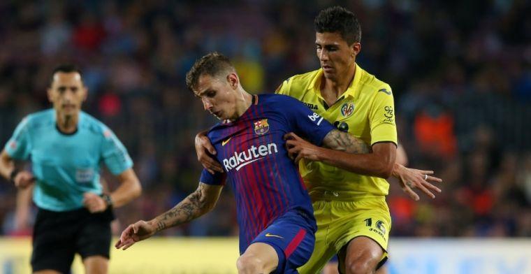 'Everton slaat toe: Barça-verdediger beëindigt oefentournee'