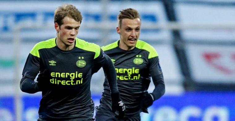 PSV laat aanvaller vertrekken: 'Ik was een beetje verrast door de interesse'
