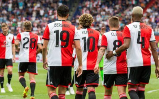 Afbeelding: Feyenoord sluit voorbereiding af met mooie goals én zege: Levante verslagen