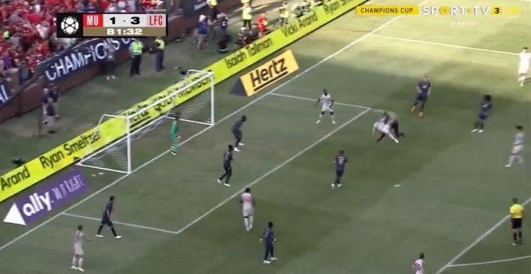 Shaqiri bekroont debuut tegen Manchester United met weergaloze halve omhaal