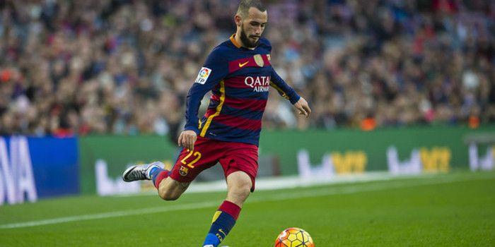 El Barça evidencia la vuelta de Aleix Vidal al Sevilla  dfbc405aa00