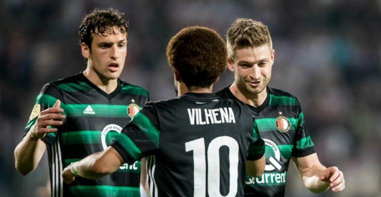 Been dringt aan op Feyenoord-versterking: 'Ik zeg: die zijn niet goed genoeg'