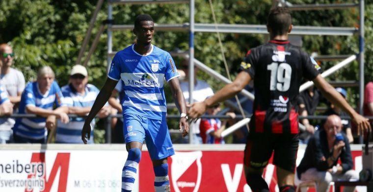 'PEC Zwolle ziet geïnteresseerde Belgische club afhaken voor steunpilaar'