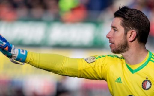 Afbeelding: 'Feyenoord wilde niet meewerken aan Jones-deal; Bijlow wordt nieuwe nummer één'