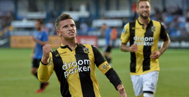 LIVE-discussie: Vitesse met basisdebutant; Koopmeiners terug bij AZ