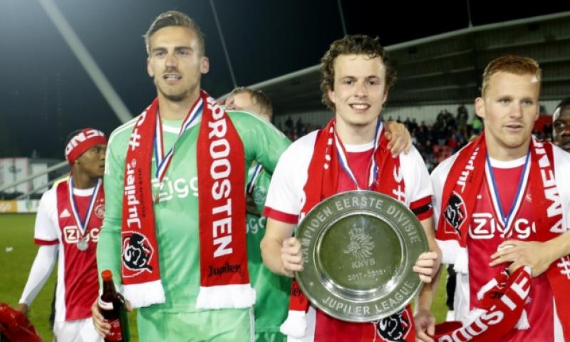 Afbeelding: 'Once-in-a-lifetime experience' na vertrek bij Ajax: 'Voor mij een stap vooruit'