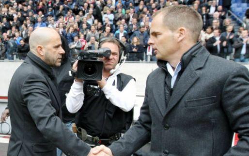 Afbeelding: 'Werkloze Bosz en De Boer azen op dezelfde baan en sturen sollicitatiebrief'