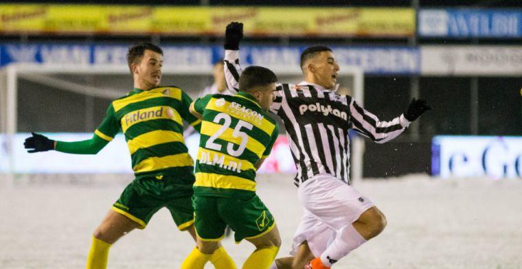 Overgenomen FC Den Bosch slaat vlak voor Feyenoord-clash toe in Slowakije