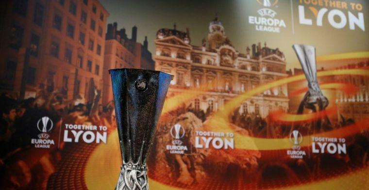 Mogelijke tegenstanders Feyenoord en Vitesse: club Maradona, Cyprus óf Sturm Graz