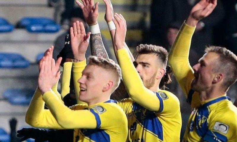 Afbeelding: 'Sint-Truiden breekt transferrecord voor spits met negen goals in dertien matchen'
