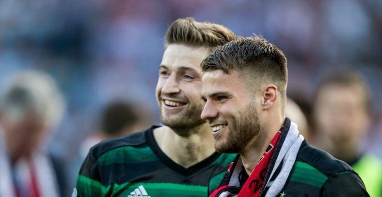 Feyenoorder Van der Heijden gelinkt aan transfer: Ik weet niets van die club