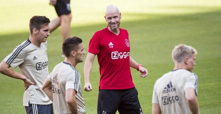 'Ajax wordt de komende vijf, misschien wel tien jaar kampioen van Nederland'