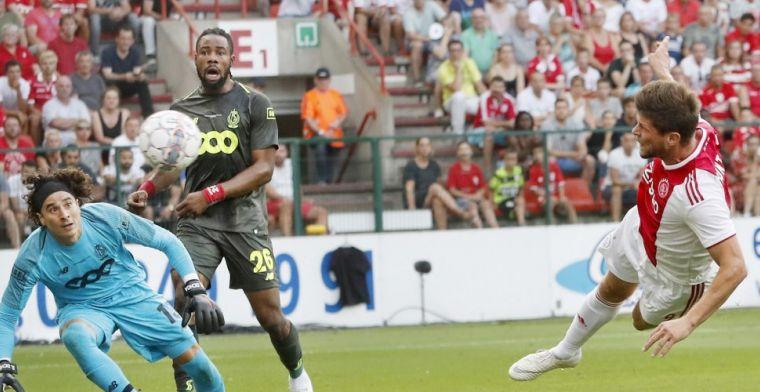 LIVE: Ajax geeft voorsprong weg en wacht nog zware kluif in return (gesloten)