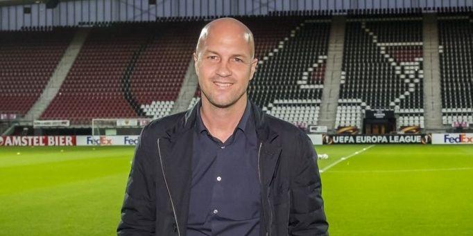 Cruijff tekent 'fantastisch' contract: 'Geen kans gehad om de club te verkennen'