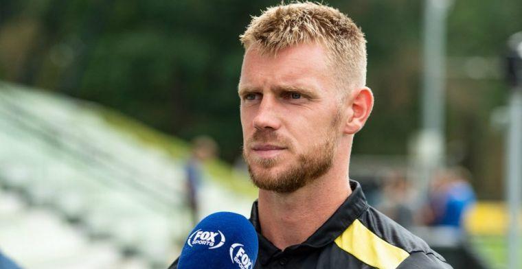 Vitesse houdt basisspeler weg bij pers: Dat vond ik persoonlijk ook vreemd