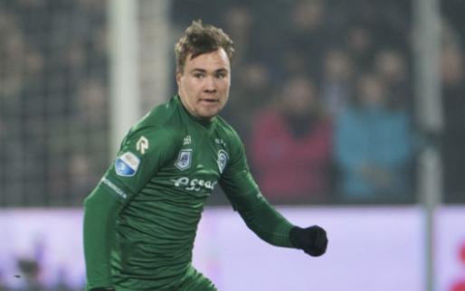 Afbeelding: 'Groningen krijgt zak geld na transfer van oud-speler: vraagprijs 5,3 miljoen'