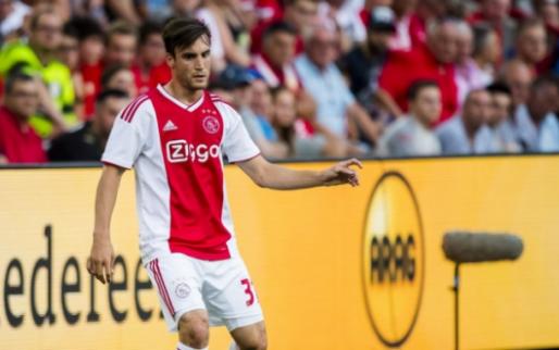 Afbeelding: 'Ajax wees bod van zes miljoen op Tagliafico af; Overmars wil tien miljoen'
