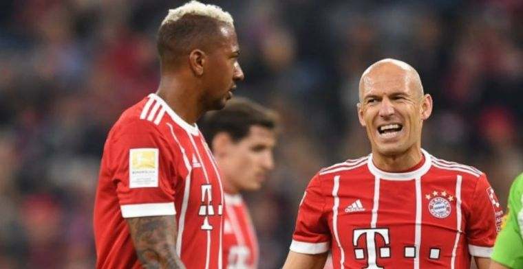 Robben hoopt op afketsen megadeal Bayern: We kennen elkaar al heel lang