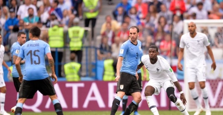 Update: 'Mourinho loopt wéér blauwtje: Godin wil niet naar United komen'
