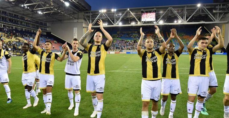 LIVE-discussie: Slutsky wijzigt Vitesse op twee plaatsen tegen Van Wolfswinkel