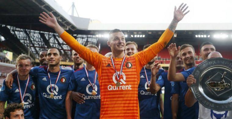 LIVE-discussie: Feyenoord met Bijlow en zonder acht spelers in Europa League