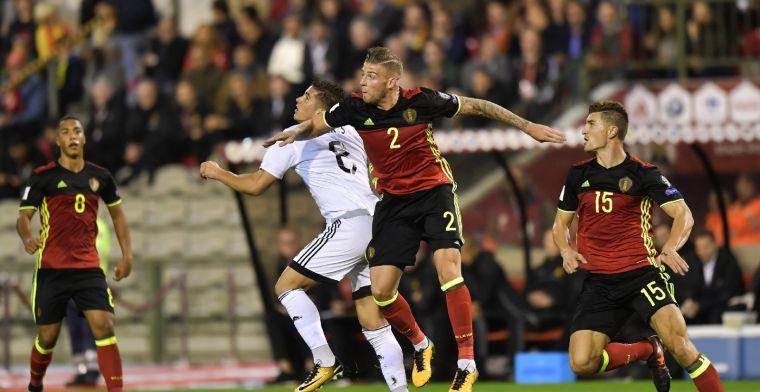 'Alderweireld hoort flinke opdoffer van Mourinho in verband met transfer'