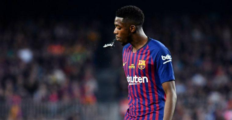 'Arsenal verrast en legt megabod van 100 miljoen euro neer in Barcelona'