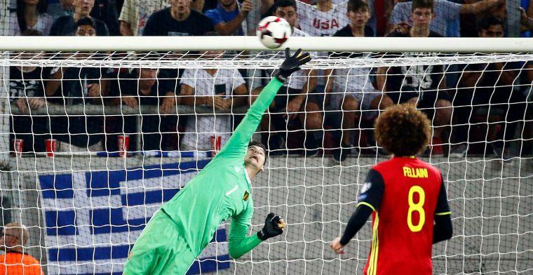 """Stijn Stijnen doet zijn zegje over Courtois: """"Zonder WK zat hij nog bij Chelsea"""""""