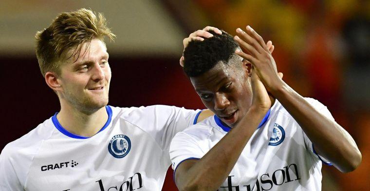 AA Gent wint, maar Foket ziet gebreken: Voor verbetering vatbaar
