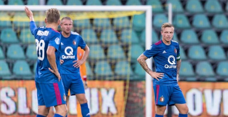 Feyenoord blameert zich tegen AS Trencin: club heeft wonder nodig