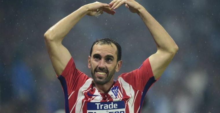 'Man United tuint met open ogen in transferspel van Godín en zaakwaarnemer'