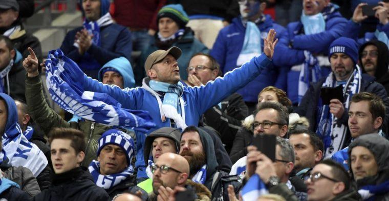 """Gent-fans voelen de bui al hangen: """"Hij is zo goed als weg"""""""